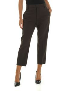 Dondup - Ariel trousers in Army green