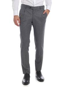 L.B.M. 1911 - Pleated trousers in grey