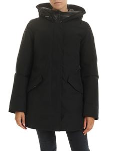 Woolrich - Artic Parka down jacket in black