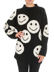 Marc Jacobs  - Smiley pullover in black