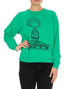 Marc Jacobs  - Peppermint Patty sweatshirt in green