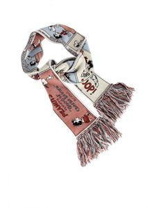 Marc Jacobs  - Snoopy scarf in multicolor