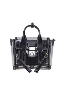 3.1 Phillip Lim - Borsa Pashli mini in pvc