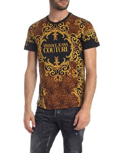 Versace - Versace Jeans Couture T-shirt Leo Baroque
