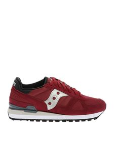 Saucony - Sneakers Shadow Original color vinaccia