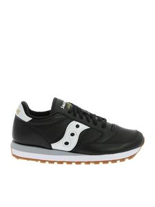 Saucony - Sneakers Jazz Original nere e bianche