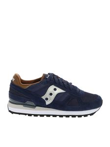 Saucony - Sneakers Shadow Original blu