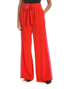 Diane von Fürstenberg - Ellington trousers in red