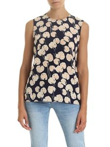 Diane von Fürstenberg - Diem top in blue