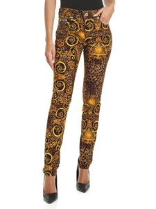 Versace Jeans Couture - Leo Baroque Jeans