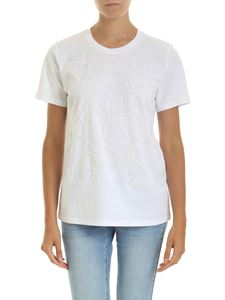Michael Kors - White T-shirt with studs