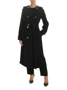 Michael Kors - Unlined trench coat in black