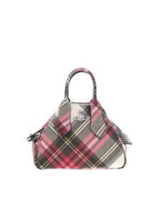 Vivienne Westwood  - Borsa a mano Derby Small Yasmine New Exhibition