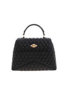Ballantyne - Diamond Small bag in black leather