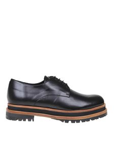 Paloma Barceló - Dagny Derby shoes in black leather