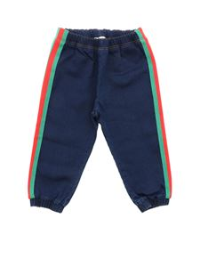 Gucci - Blue denim trousers