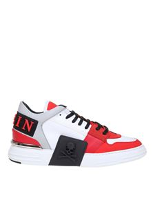 Philipp Plein - Original Lo-Top leather sneakers