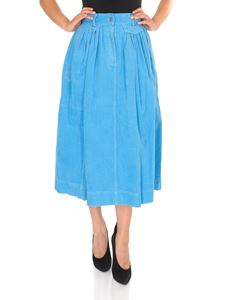 Marc Jacobs  - The Found skirt in light blue