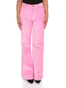 Marc Jacobs  - The Flared pants in pink