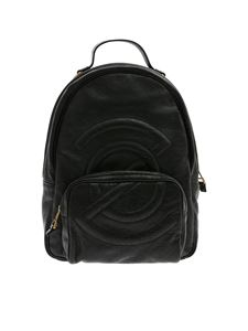 Zanellato - Lustro line backpack in black
