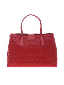 Zanellato - Duo Metropolitan M bag in red