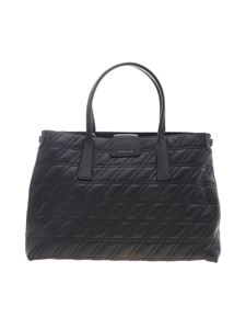 Zanellato - Duo Metropolitan M bag in black Zeta line