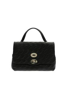 Zanellato - Postina S bag in black Zeta line