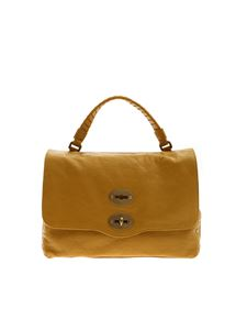Zanellato - Postina S bag in ocher yellow Lustro line