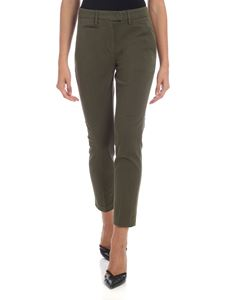 Dondup - Perfect green trousers