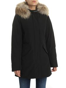 Woolrich - Arctic Parka coat in black
