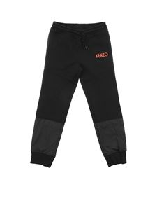 Kenzo - Japanese Dragon trousers in black