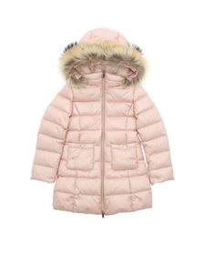 Herno - Quilted jacket in pink