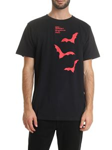 Off-White - Bats t-shirt in black