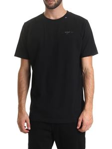 Off-White - Unfinished slim t-shirt in black
