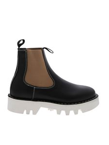 Sofie D'Hoore - Chelsea boots in black leather