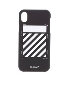 Off-White - Diags cover for Iphone Xr