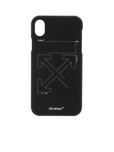 Off-White - Cover Unifinished in black for Iphone Xr