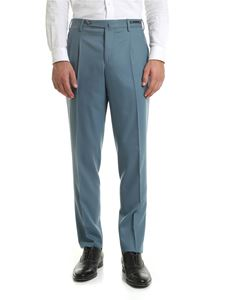 PT01 - Trousers in pale blue color