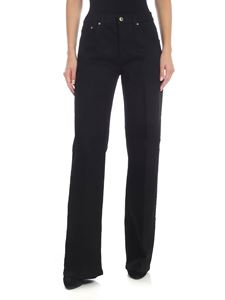 Dondup - Jeans a palazzo Jacklyn nero