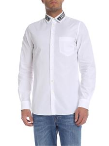 Moschino - Shirt MMXIX MOSCHINO in white