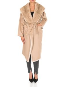 Max Mara - Neutro coat in beige