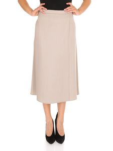 Max Mara - Luciana skirt in ecru color