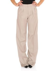 Max Mara - Kenya trousers in beige