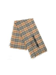 Burberry - Scarf with Vintage Check pattern