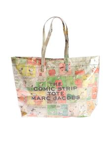 Marc Jacobs  - The Comic Stripe Tote Peanuts bag in multicolor
