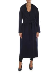 S Max Mara - Messilu coat in blue