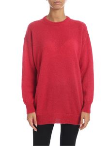 Max Mara - Relax pullover in red
