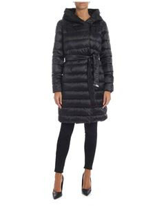 Max Mara - Novef reversible down jacket in black