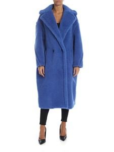 Max Mara - Tedgirl coat in blue