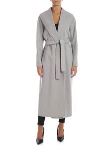 S Max Mara - Messilu coat in gray